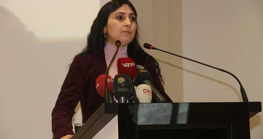 Yüksekdağ'dan Erdoğan'a: 'Rejim fiili olarak değişmiştir' diyerek Anayasayı siz çiğnediniz