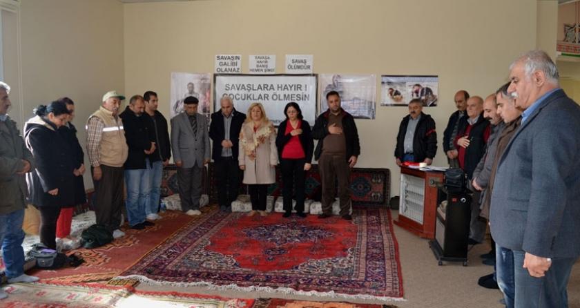 İzmir'de Aleviler açlık grevine devam ediyor