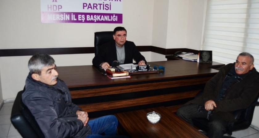 Mersin'de seyahat özgürlüğüne engel