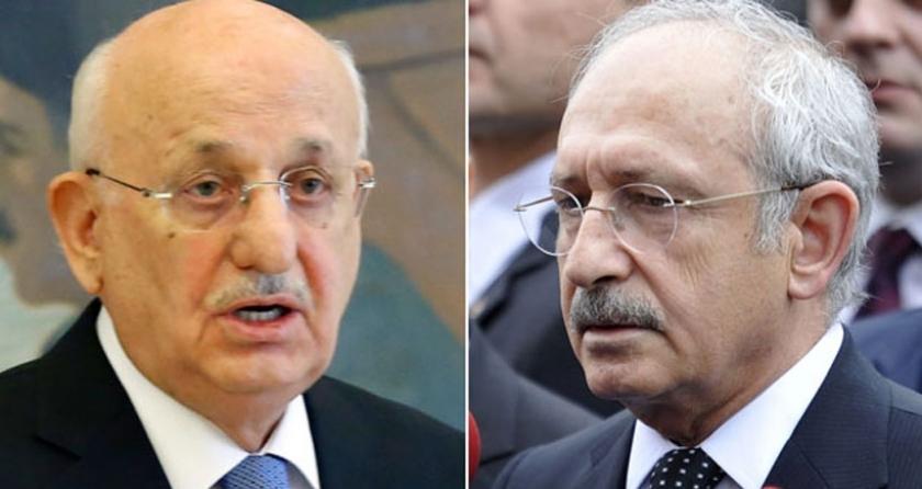 Meclis Başkanı Kahraman'dan Kılıçdaroğlu'na komisyona  dönülmesi için mektup