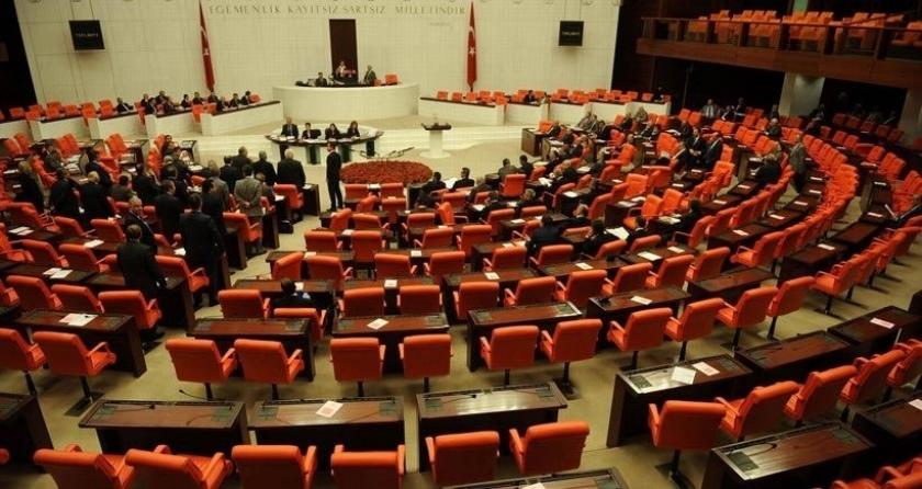 HDP'li vekillere ait 23 dokunulmazlık dosyası Meclise getirildi