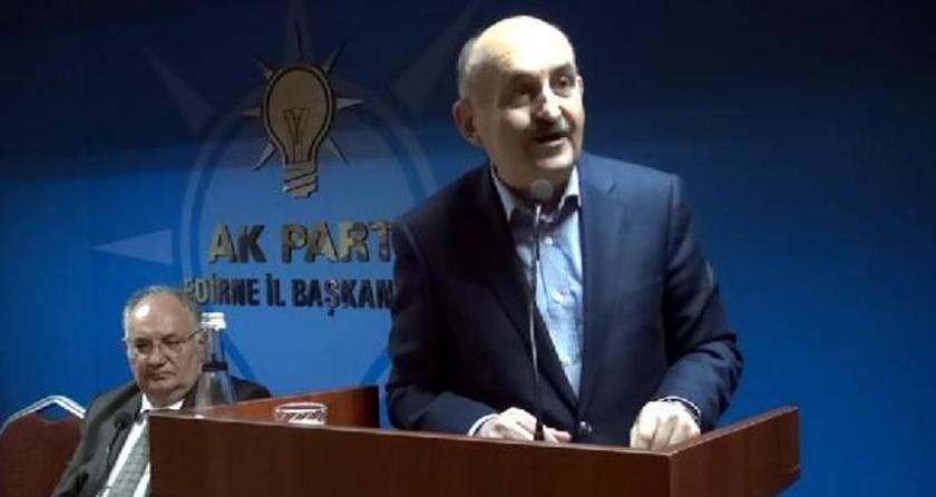 Müezzinoğlu'dan anayasa için kasımda referandum sinyali