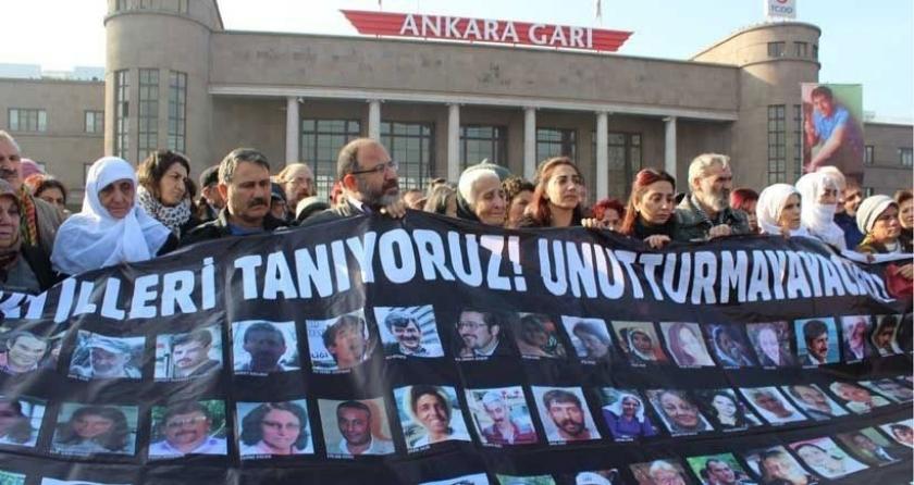 10 Ekim'de yaralılara kan istedi, provokatörlükle suçlandı: Haber Sen yöneticisine soruşturma