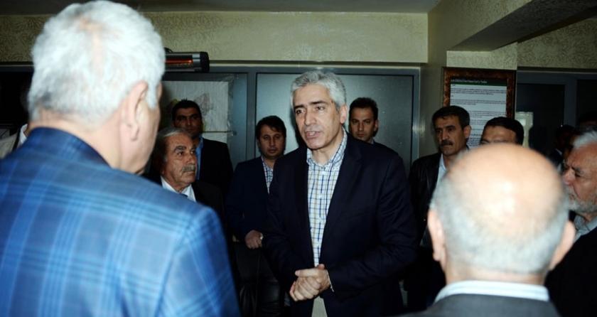 AKP'li Ensarioğlu: Taziye'ye gitmek suç değil