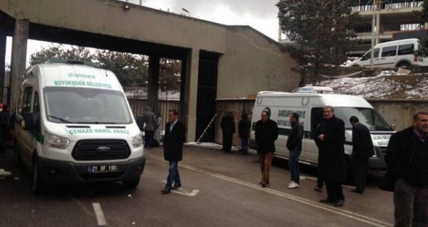 Teşhise giren aileler: Cenazelerin yüzleri simsiyah