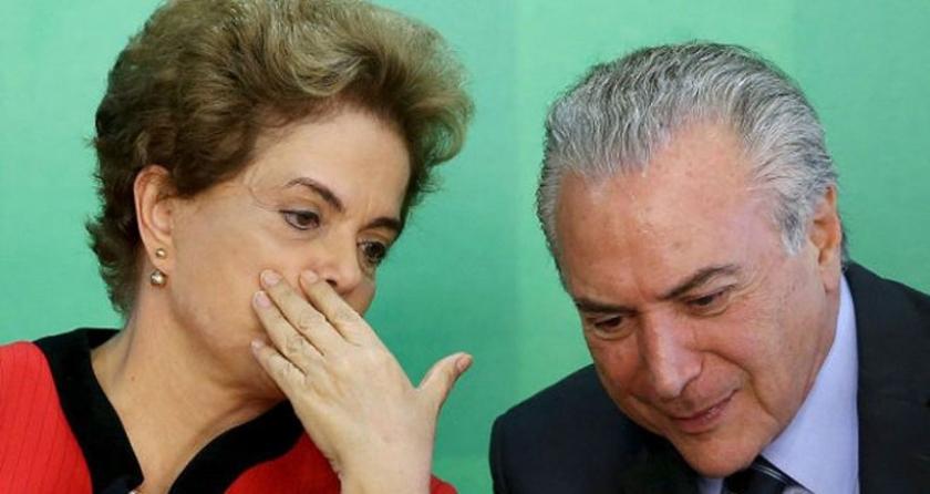 Brezilya'da koalisyonun en büyük ortağı hükümetten çekildi