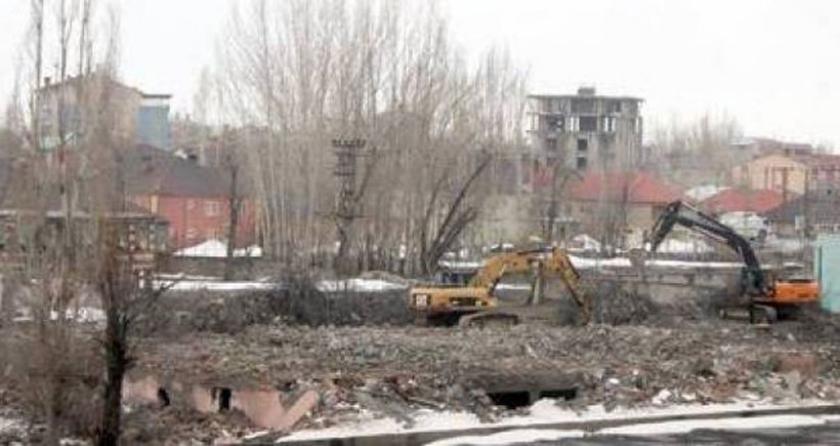 Yüksekova'da sosyal tesisler karakola çevrilecek