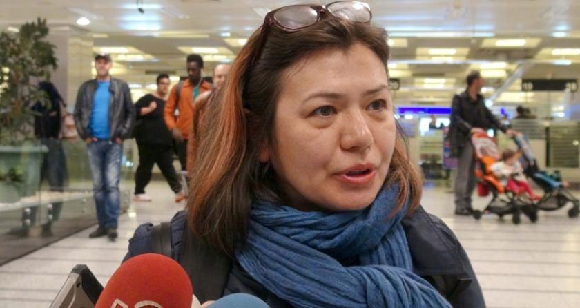 Tutuklu Akademisyen Meral Camcı, cezaevinden mesaj gönderdi