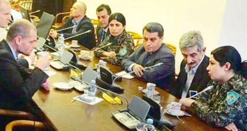 Derwêş: YPG temsilcilikleri Avrupa'da açılmaya devam edecek
