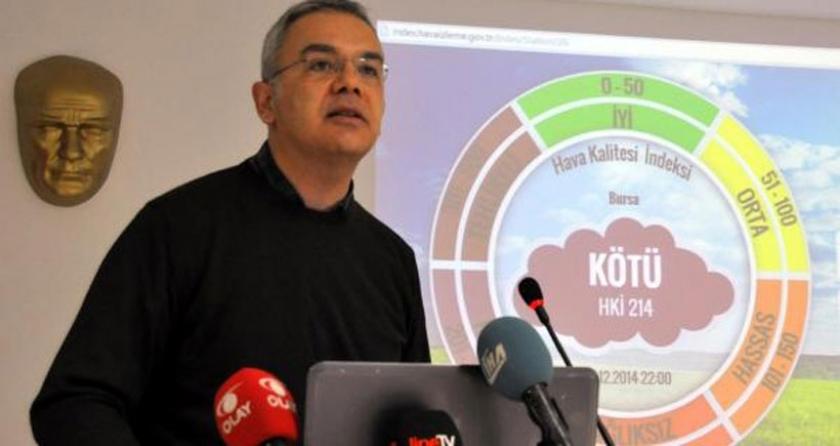 Bursa'da DOSAB'a kurulmak istenen termik santral projesine ikinci kez durdurma