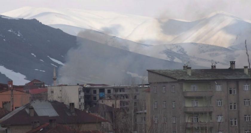 Yüksekova'da bombardıman ve çatışmalar yeniden başladı