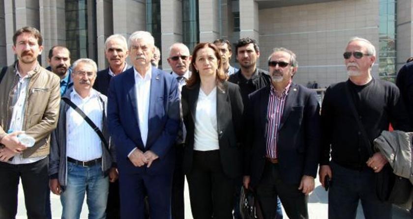 Asansör faciasına dair yaptığı konuşmadan dolayı yargılanan Çerkezoğlu beraat etti