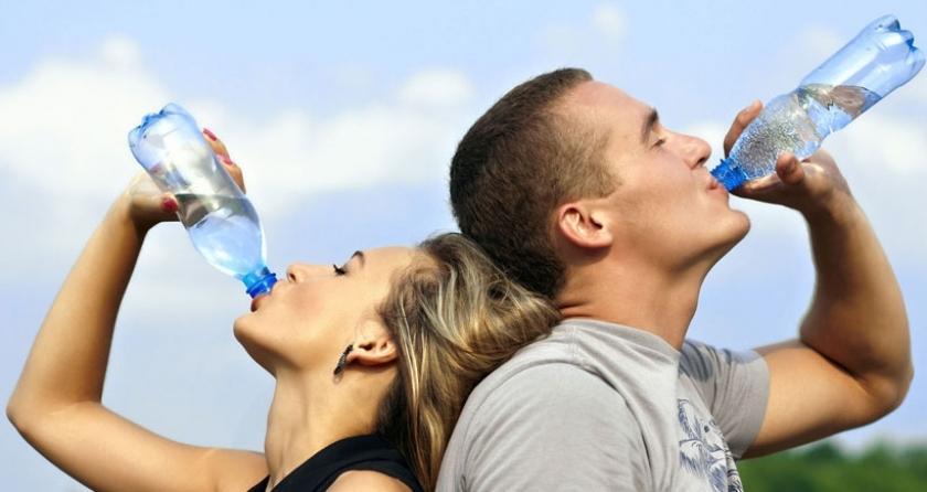 Su içmeden zayıflayamazsınız