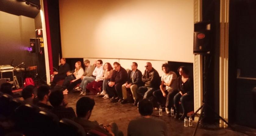 Kapalı Gişe belgeseli büyük bir ilgiyle izlendi: Sinema sektörüne örgütlenme gerek