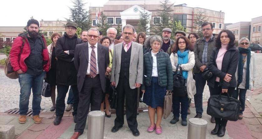 Hamzaoğlu'nun avukatlarına savunma engeli!
