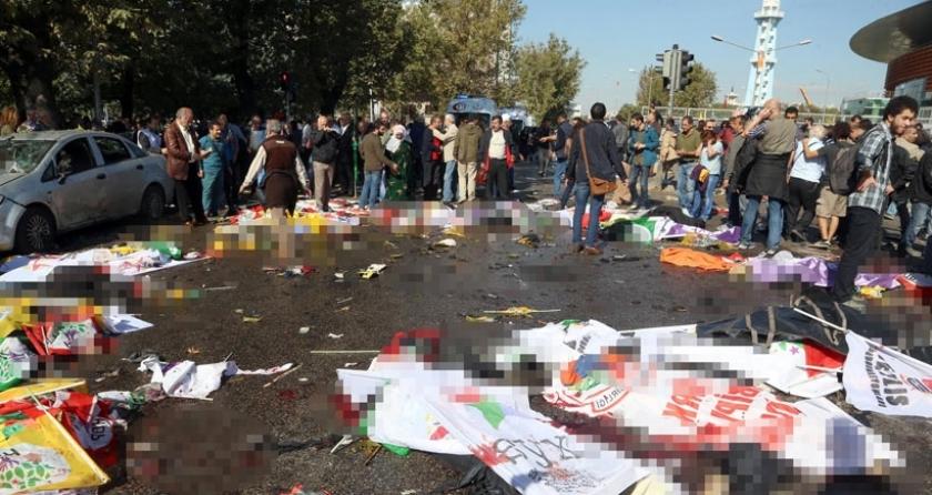Ankara Katliamı'nın bir tek saati bilinmiyormuş