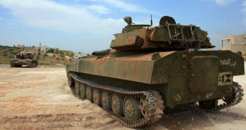 Times: Esad ve İran, Halep'e yığınak yapıyor