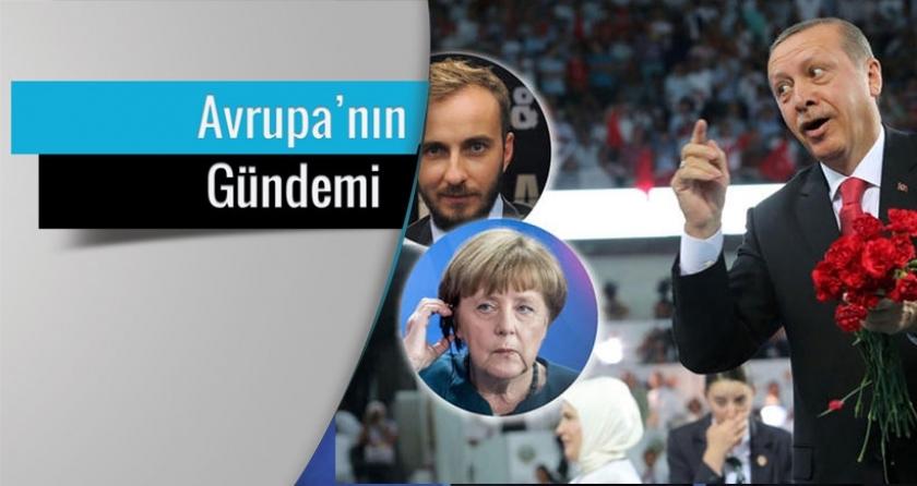 Mizah tartışması Erdoğan'a mı yaradı?