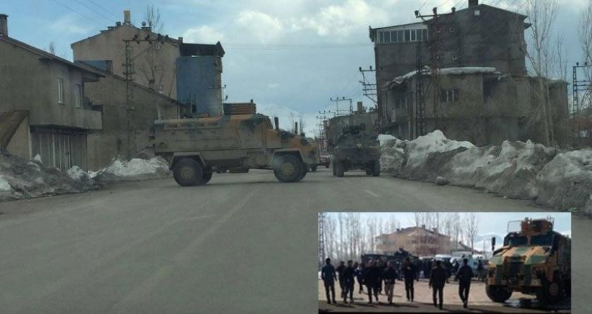 Yüksekova'da çatışma:1 özel harekat polisi hayatını kaybetti