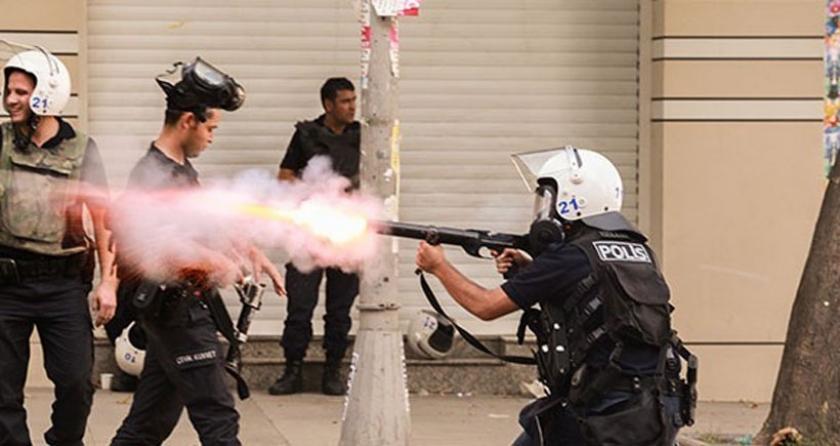 1 Mayıs'ta kör eden polis şiddetine tazminat