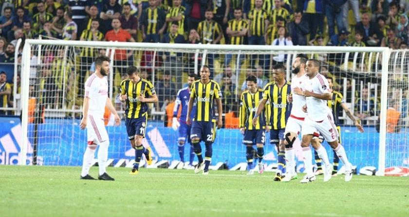 Fenerbahçe Mersin İdmanyurdu'nu farklı yendi: 4 - 1