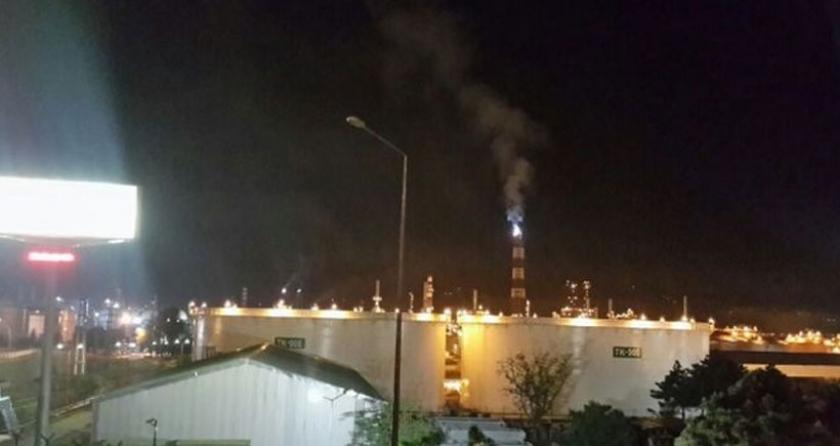 TÜPRAŞ'ta yangın: 1 işçi öldü, 1 mühendis kayıp iddiası!