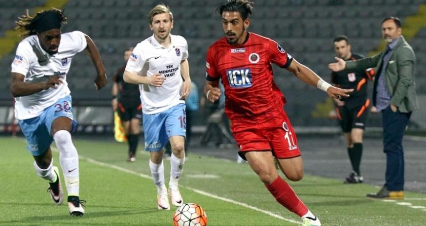 Gençlerbirliği, Trabzonspor'u 3-1 yendi