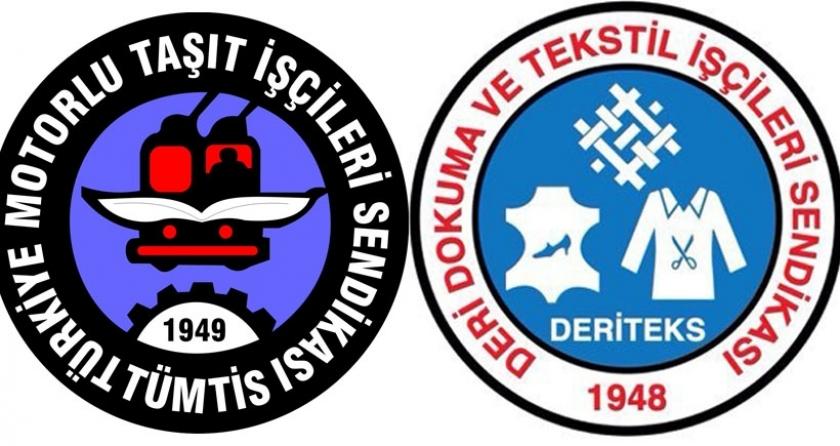 DERİTEKS ve TÜMTİS 1 Mayıs'ta Çanakkale'ye gitmeyecek
