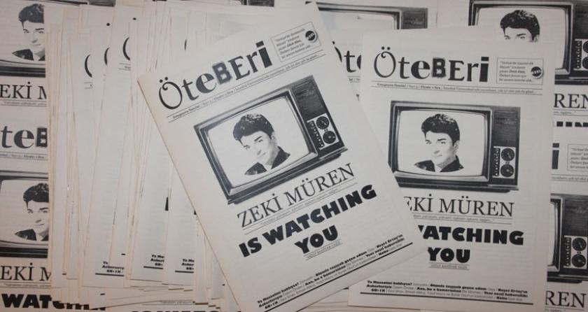 Öteberi fanzinin üçüncü sayısı yayımlandı