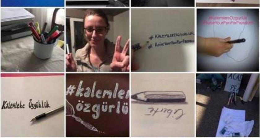 Kalemlere Özgürlük: Yarın Çağlayan'dayız!