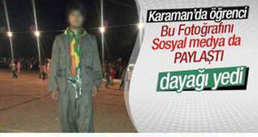 Karaman'da okuyan bir Kürt öğrenci linç edildi