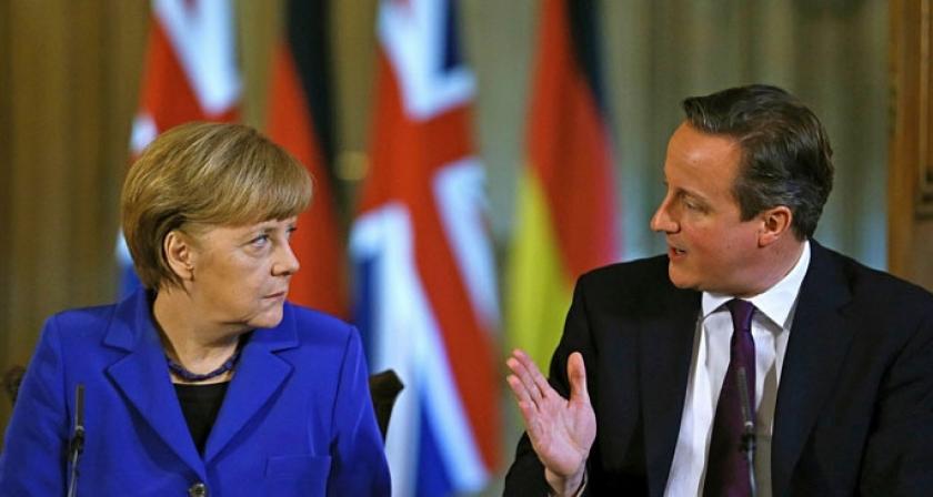 Almanya, İngiltere'ye kapıyı gösterdi