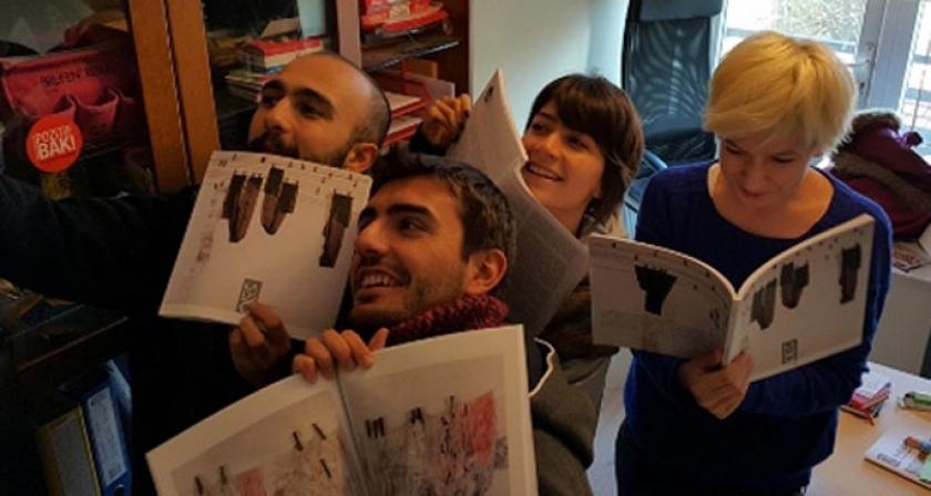 LGBTİ dergisi KaosQ+ kitapçılarda