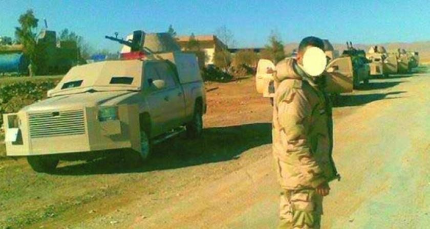 Suriye ordusu 2 doğal gaz tesisini yeniden ele geçirdi