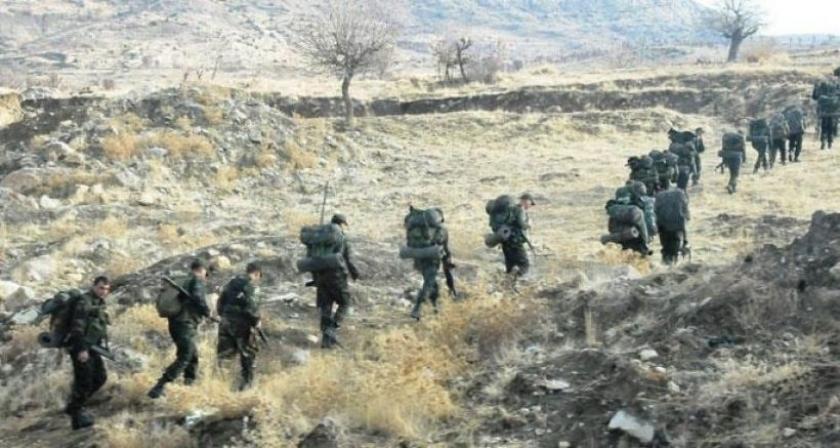 Varto'da askeri operasyon ve çatışma