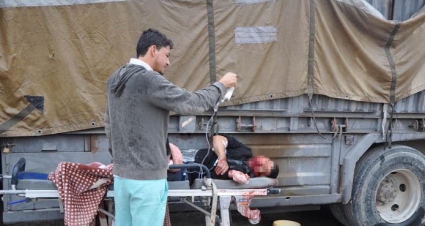 Sınırdaki infaz girişimi Mecliste
