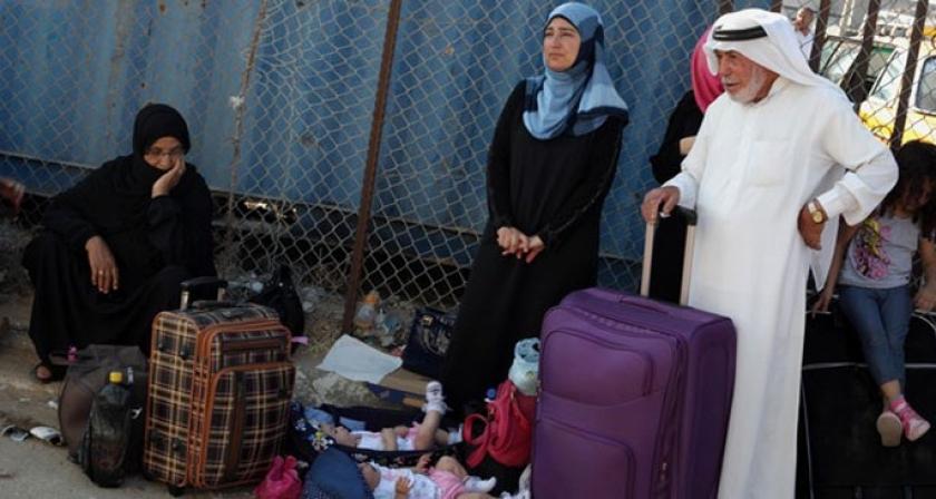 Mısır, Sina halkını göçe zorluyor