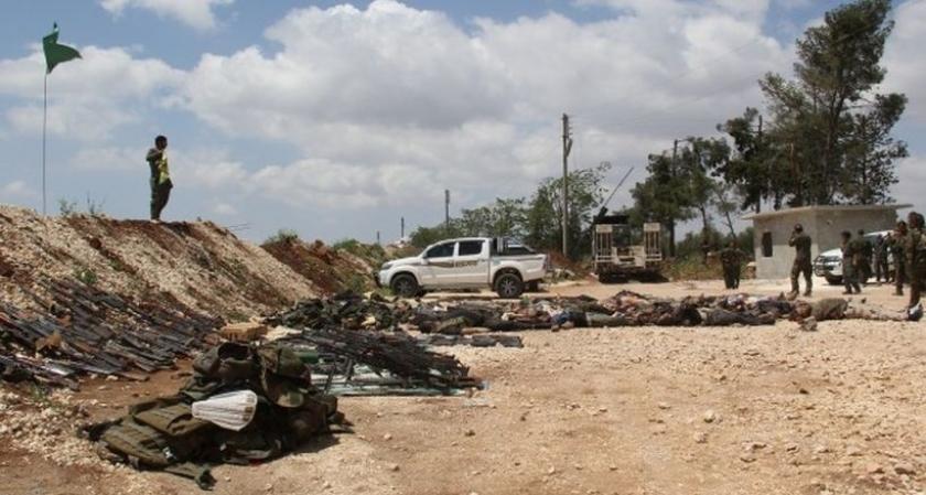 YPG: MİT'in organize ettiği saldırı püskürtüldü