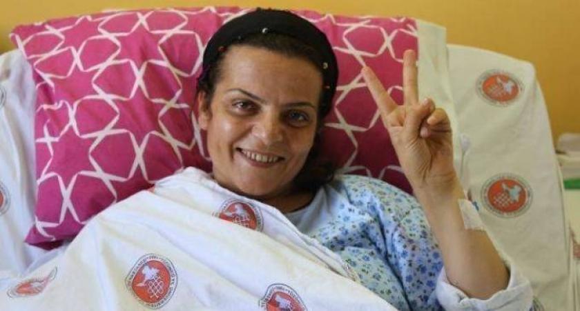 Hastaneden taburcu olur olmaz tutuklanan Çapraz'ın durumu kötüye gidiyor