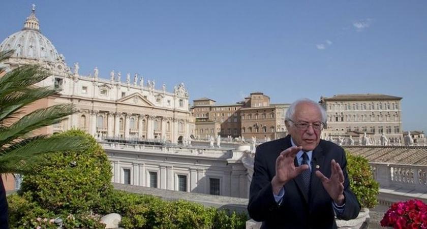 Sanders: Ekonomik eşitsizlik ahlak dışı boyutta