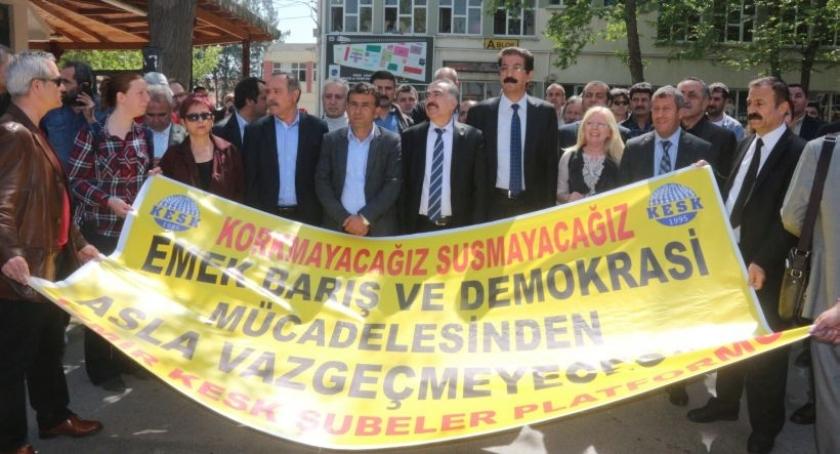 'Barış talebini savunmaktan vazgeçmeyeceğiz'