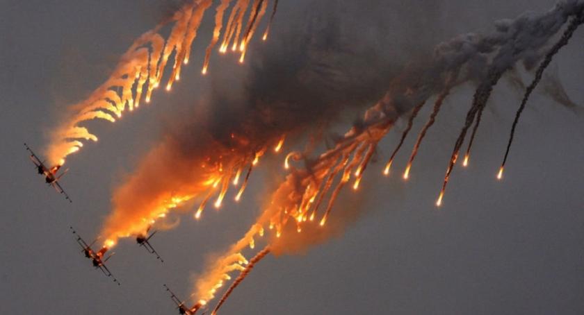 Deyrezzor'da IŞİD'e hava bombardımanı