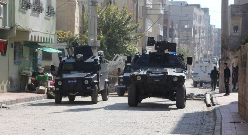 Nusaybin'de 1 özel harekat polisi yaşamını yitirdi, 3 yaralı