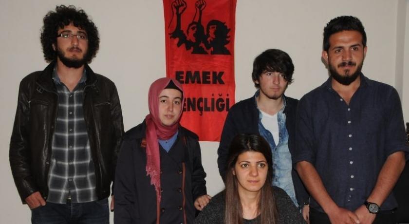 Van Emek Gençliği'nden 6 Mayıs çağrısı
