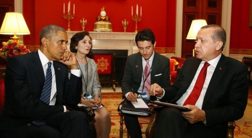 Erdoğan'dan Obama'ya: Gıyabımda yaptığı açıklamayı duyunca üzüldüm