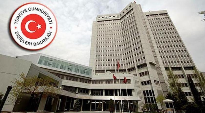 Dışişleri Bakanlığı: Ermenistan'ı ateşkese uymaya ve çatışmalara son vermeye davet ediyoruz