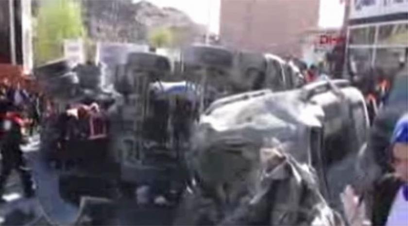 Ataşehir'de beton mikseri faciası: 2 kişi hayatını kaybetti