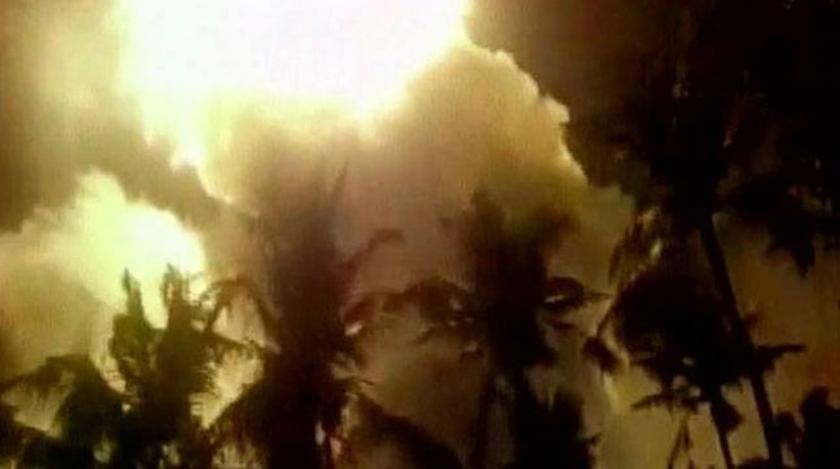 Hindistan'da tapınakta yangın: 102 kişi yaşamını yitirdi