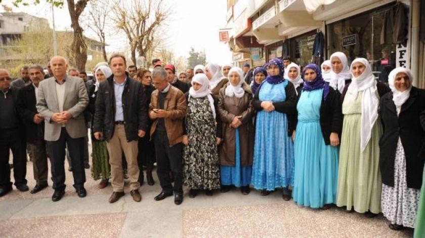 Siirt'ten Cizre'ye yapılacak yürüyüşe polis engeli