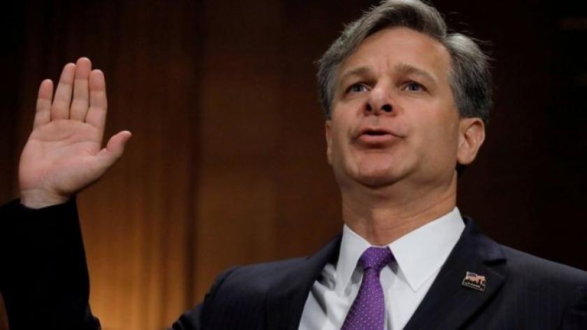 ABD Senatosu Trump'ın önerdiği yeni FBI Başkanı'nı onayladı